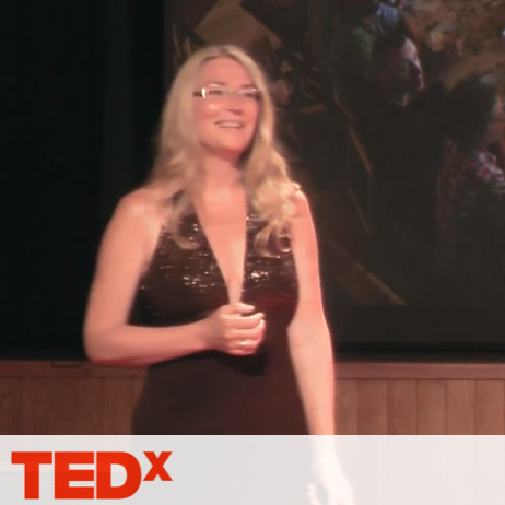 A TEDx Talk by Melanie Gow on the pilgrimage
